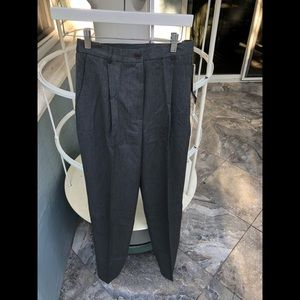 Pants - J.G. Hook Gray Dress Pants.  Size 6L